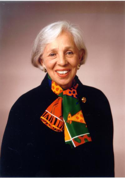 Dr. Maxine F. Singer, Carnegie Institution