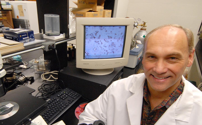 George Weber, University of Cincinnati