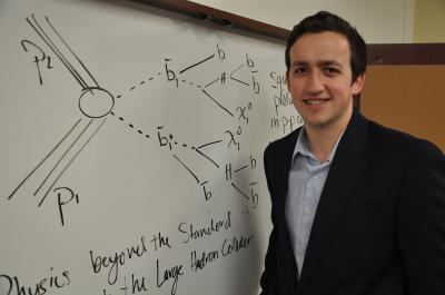 Connor Richards, University of California Riverside