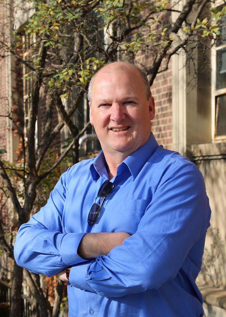 Greg Evans, University of Toronto Faculty of Applied Science & Engineering