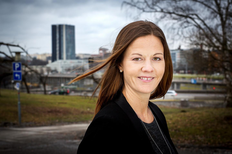 Kari Johansson, Karolinska Institutet