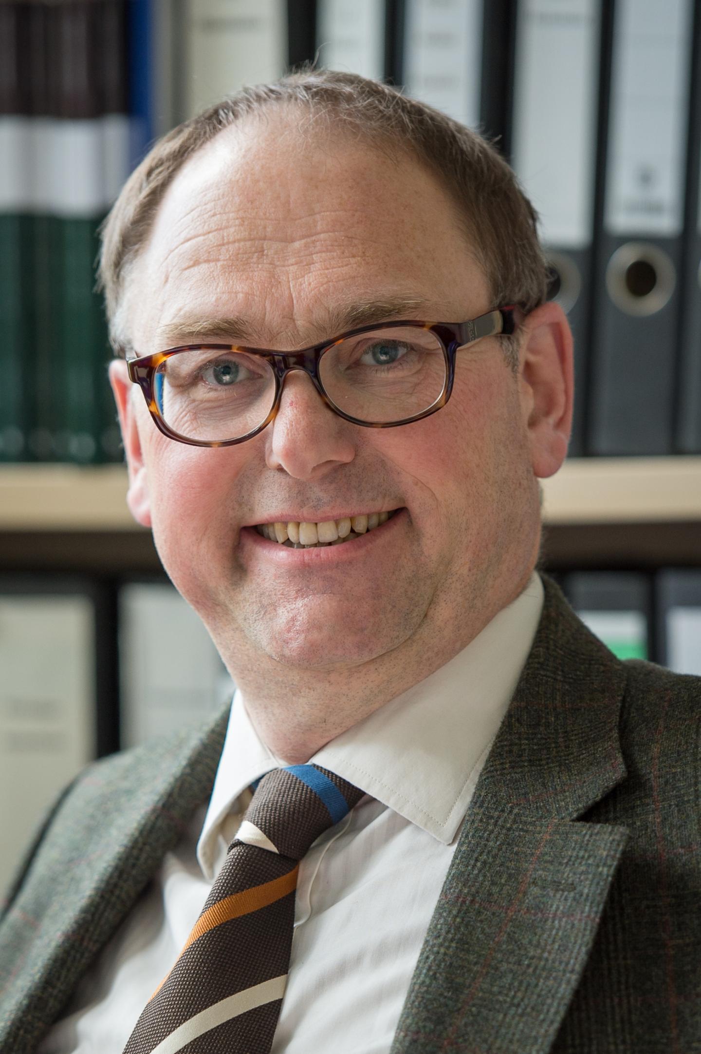 Gerhard Blickle, University of Bonn