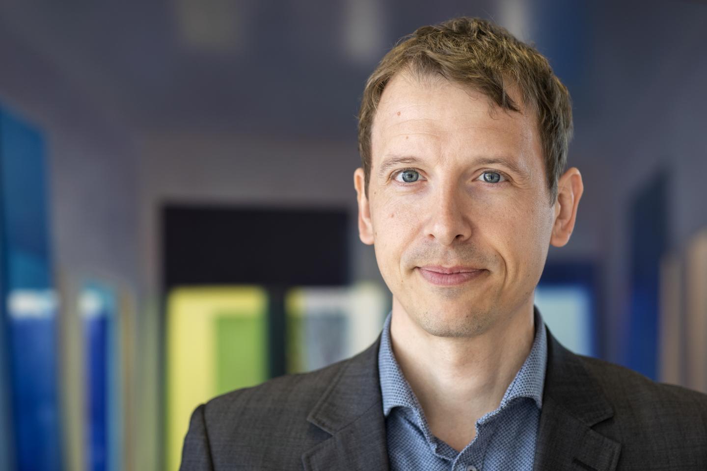 Professor of political science Michael Bang Petersen