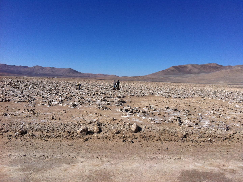 Atacama Hyperarid Core 1
