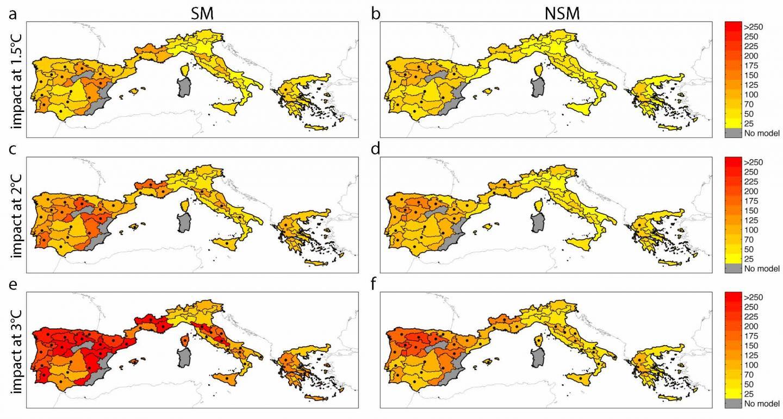 Modelling Burned Area Changes (1 of 2)