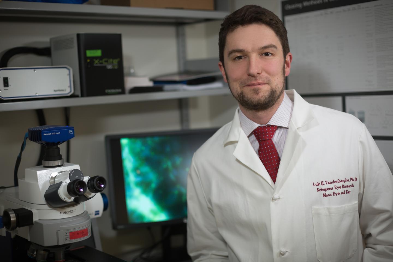 Luk H. Vandenberghe, Ph.D., Massachusetts Eye and Ear Infirmary