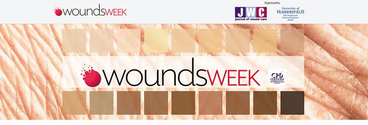 The University of Huddersfield hosted international Wounds Week