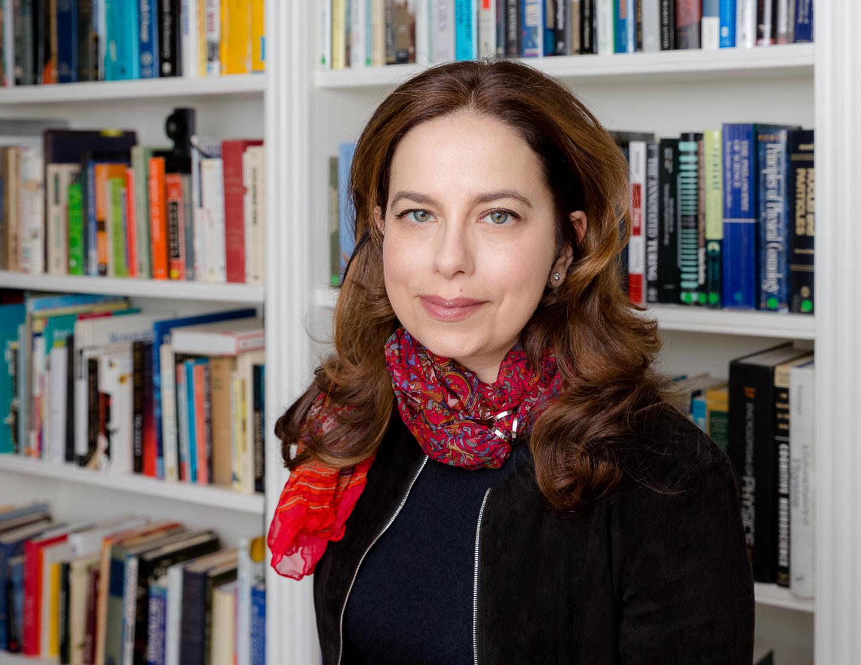 Lead Investigator Lilianne R. Mujica-Parodi, PhD