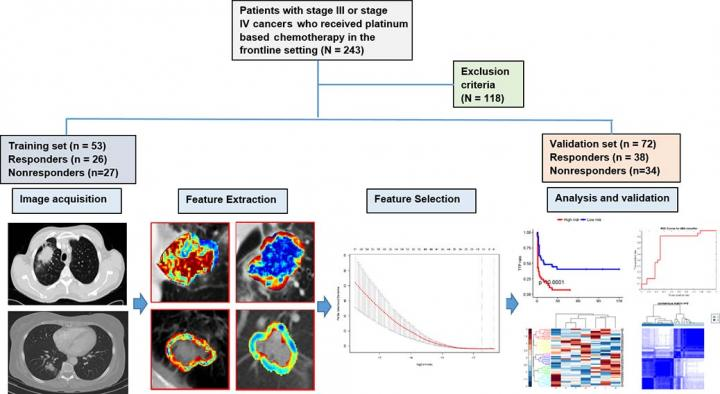Researchers Use Radiomics to Predict Who Will Benefit from Chemotherapy