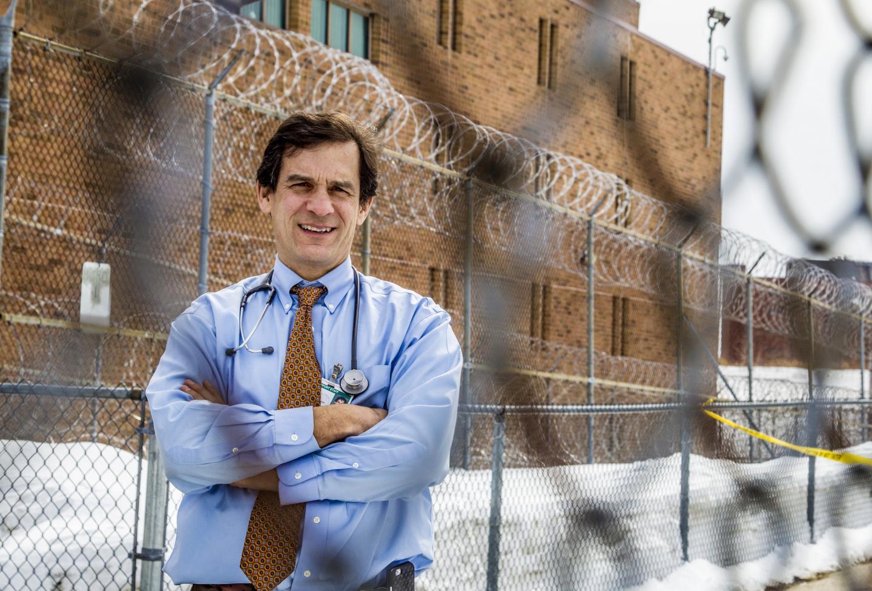 Dr. Josiah Rich, Brown University