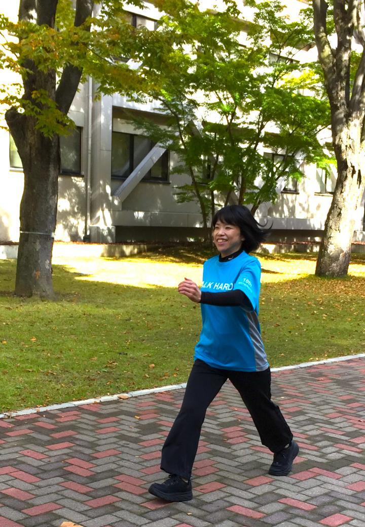 Interval Walking Training (IWT)