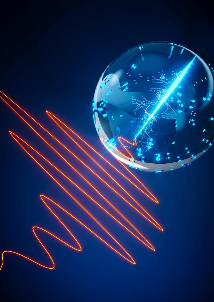 Lightwave Acceleration of Supercurrents