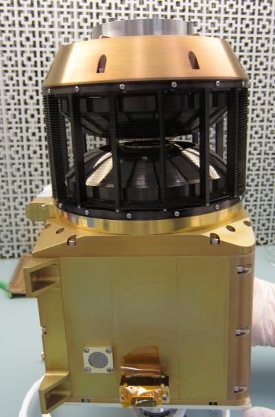 MAVEN Solar Wind Ion Analyzer