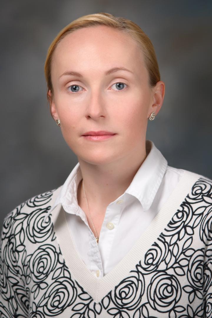 Valerie LeBleu, Ph.D.,  University of Texas M. D. Anderson Cancer Center
