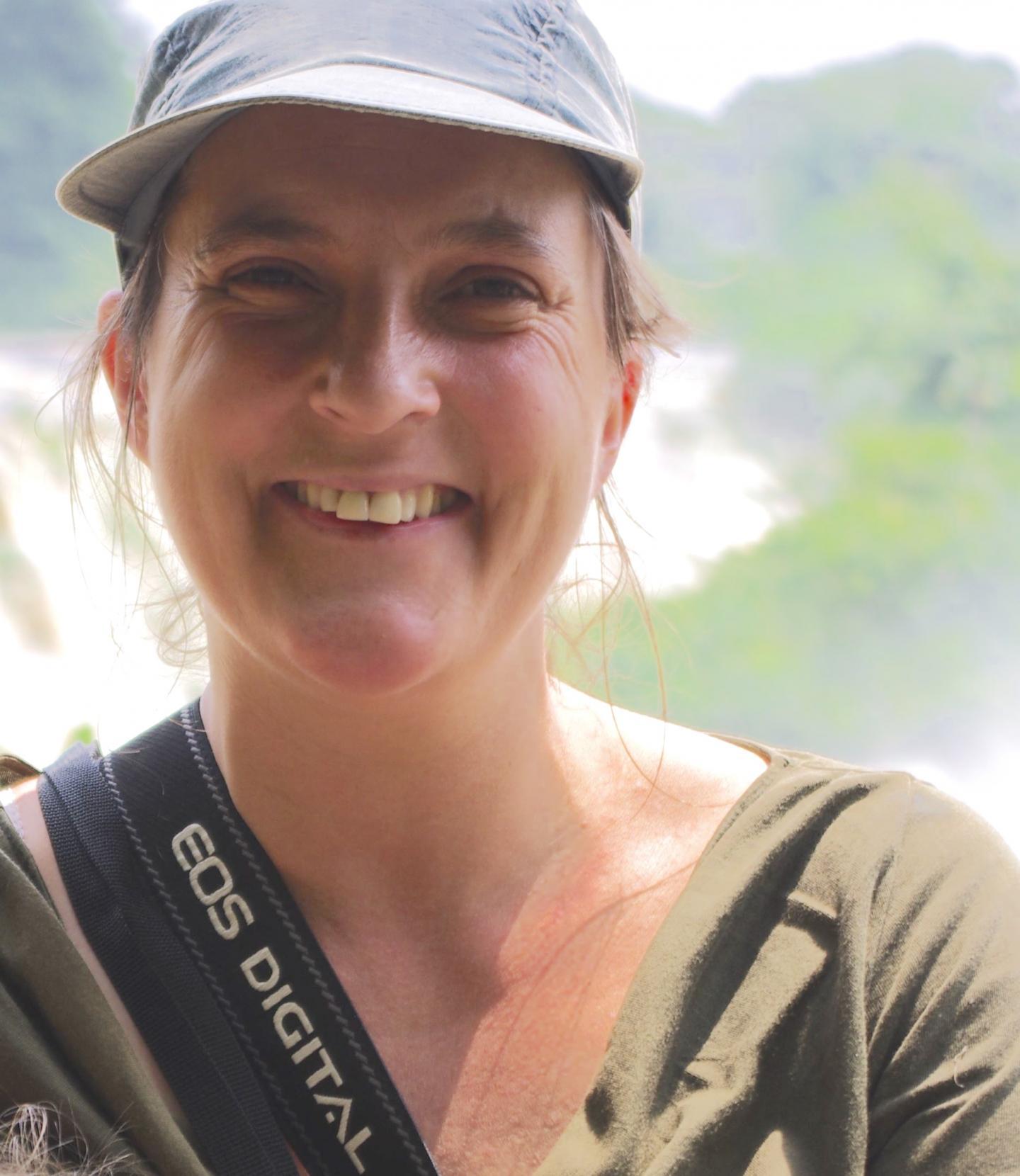 Katharine Abernethy, University of Stirling