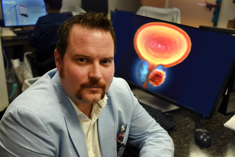 Dr. Zachary Klaassen, Augusta University