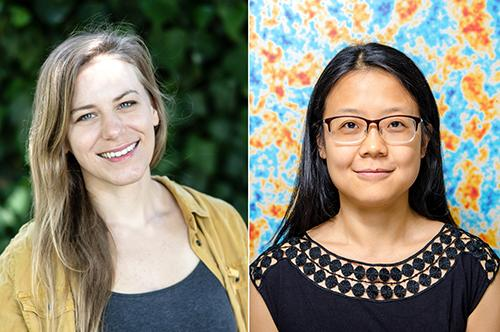 Two scientists awarded 2020 Panofsky Fellowships at SLAC
