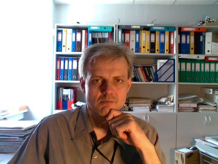 Peep Palumaa, professor at TalTech Division of Gene Technology