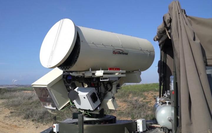 Ben-Gurion University of the Negev Researcher Develops Laser Defense System