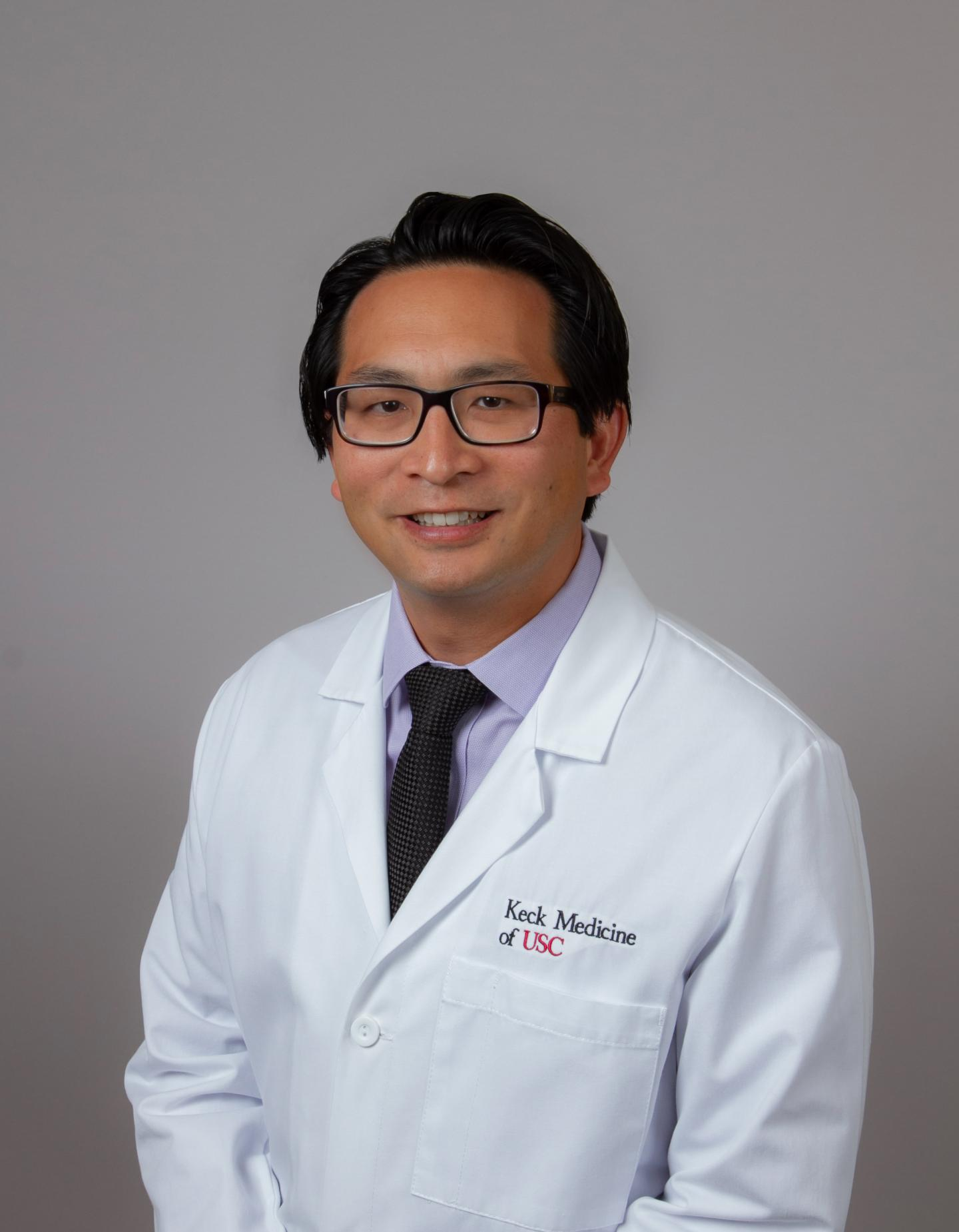 Darrin Lee, MD, PhD, Keck Medicine of USC