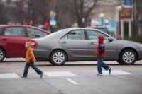 Child vs. Traffic