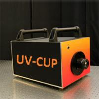 Compact, one-box UV-CUP system