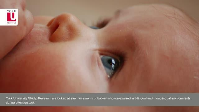 Study: Babies Who Hear Two Languages at Home Develop Advantages in Attention