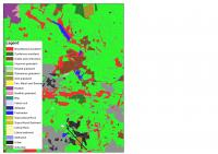 Land Cover Map classes