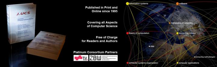 The International Journal of Universal Computer Science