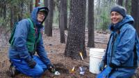 Joyce Eberhart and Dan Luoma, Oregon State University