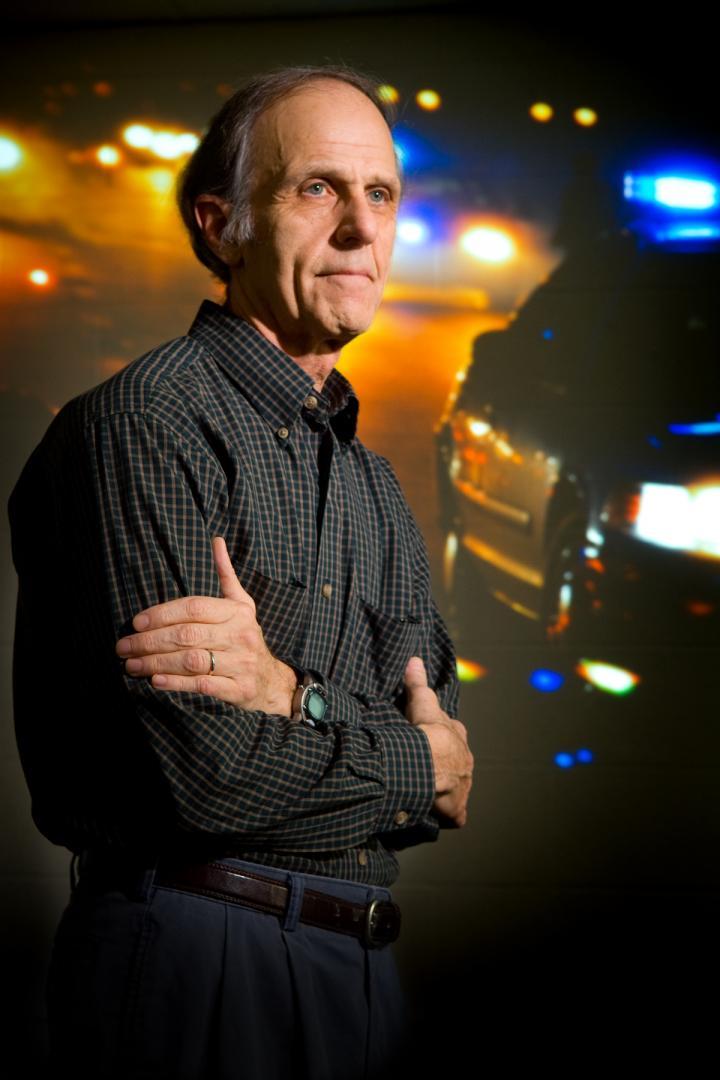 John Violanti, PhD, University at Buffalo