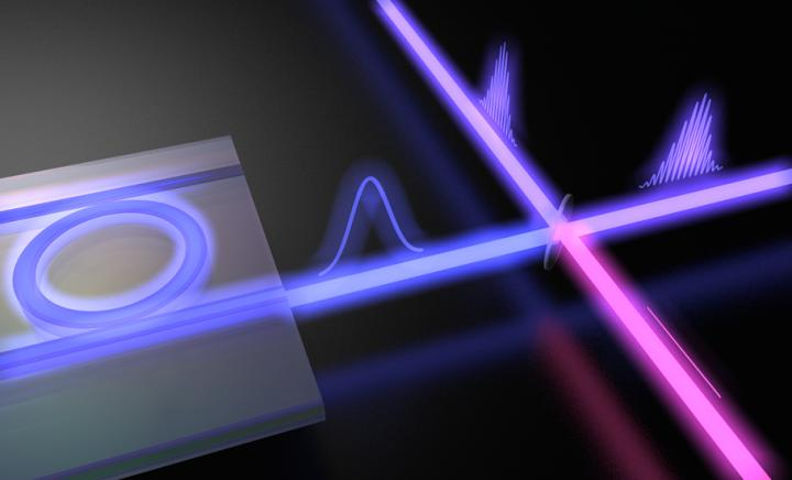 The Ultrafast Optical Processing Group Pulsed Passively Mode-Locked Nanosecond Laser