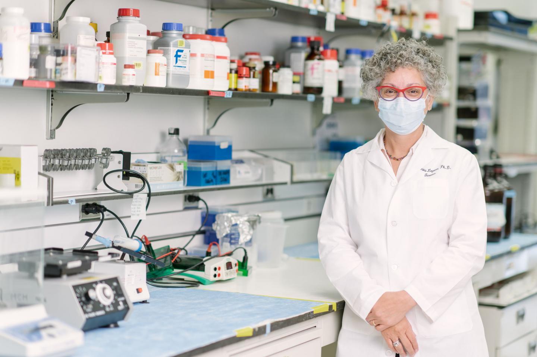 Guillermina (Gigi) Lozano, Ph.D.