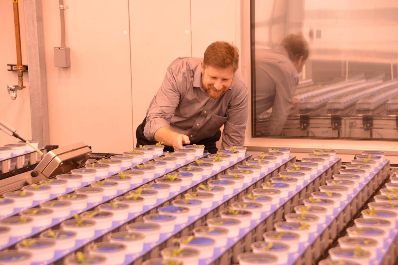 Todd Mockler, Donald Danforth Plant Science Center
