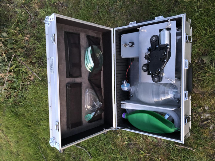 Field Ventilator