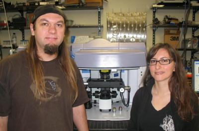Gary Braun and Alessia Pallaoro,    University of California - Santa Barbara