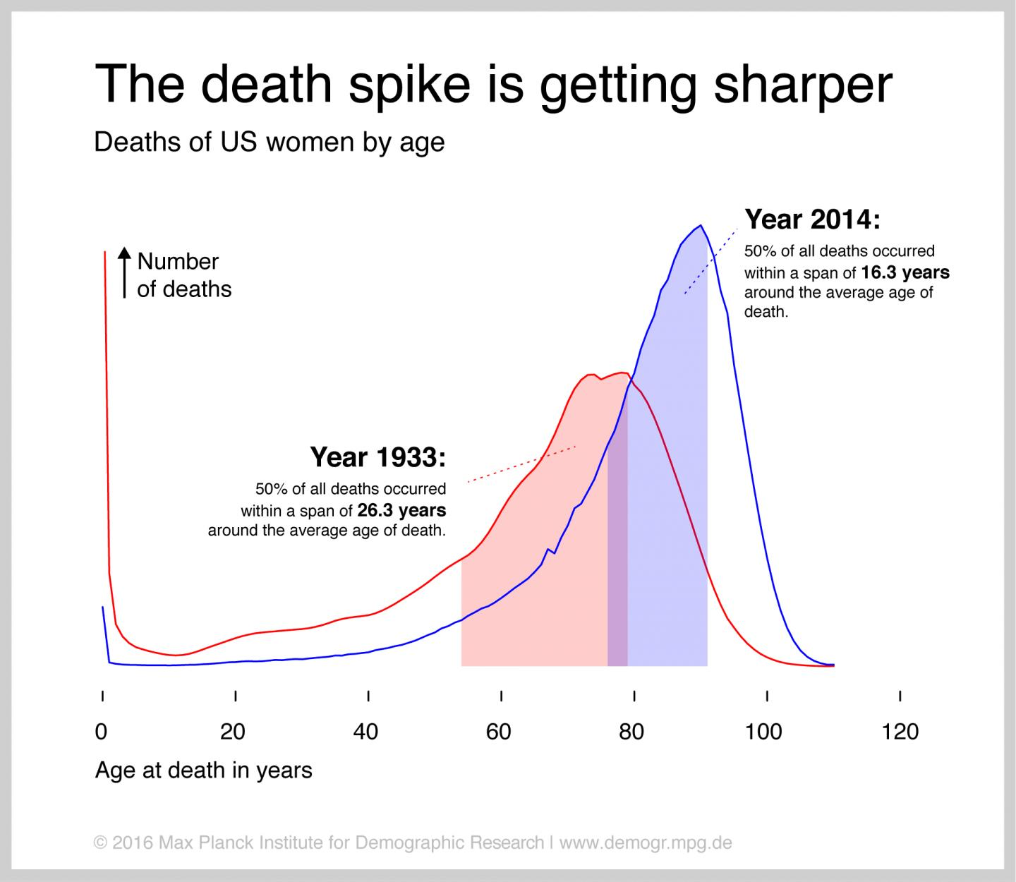 Lifespans are Increasing and Becoming More Similar