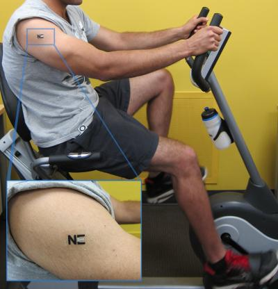 Tattoo Biobatteries Produce Power from Sweat
