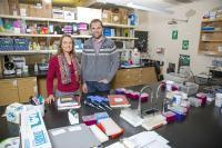 Denise Dearing and Kevin Kohl, University of Utah