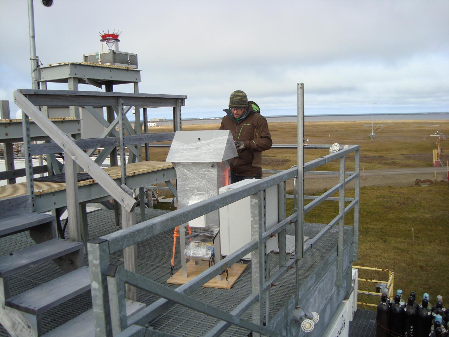 Researchers Find that Fossil Fuel Combustion Is Main Contributor to Black Carbon around Arctic