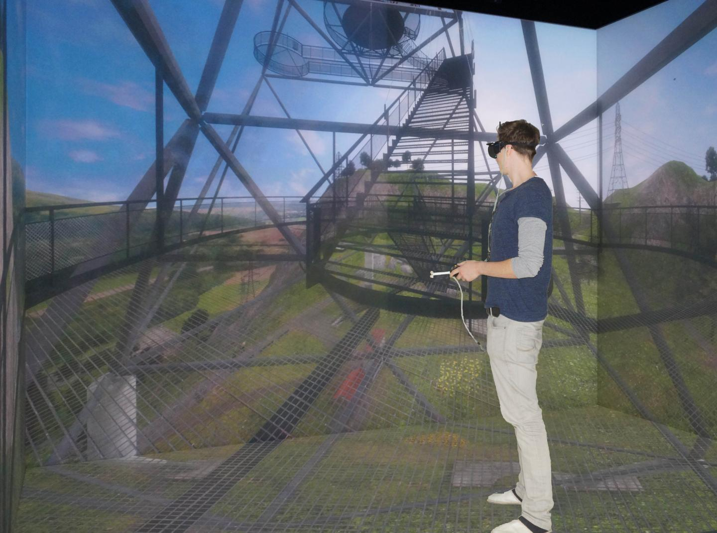 Training in Virtual Reality