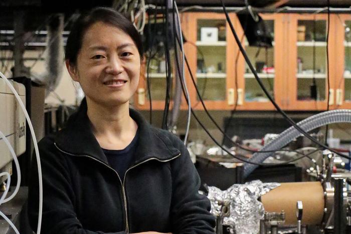 Physics Assistant Professor Li Fang