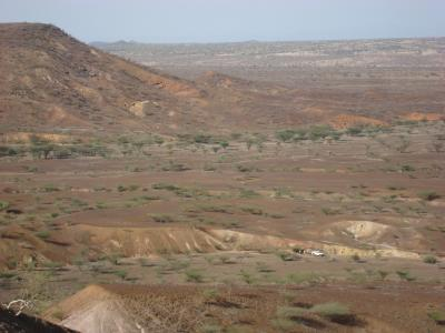 The Badlands of Nakwai, Kenya