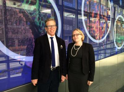 Michael Katze and Angela Rasmussen, University of Washington