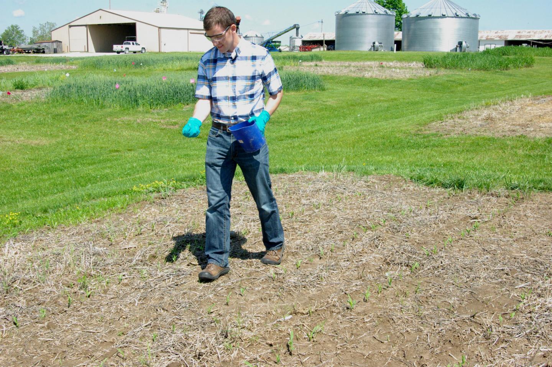 Adding Fertilizer