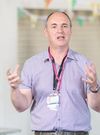 Dr. Marcus Smith, University of Chichester