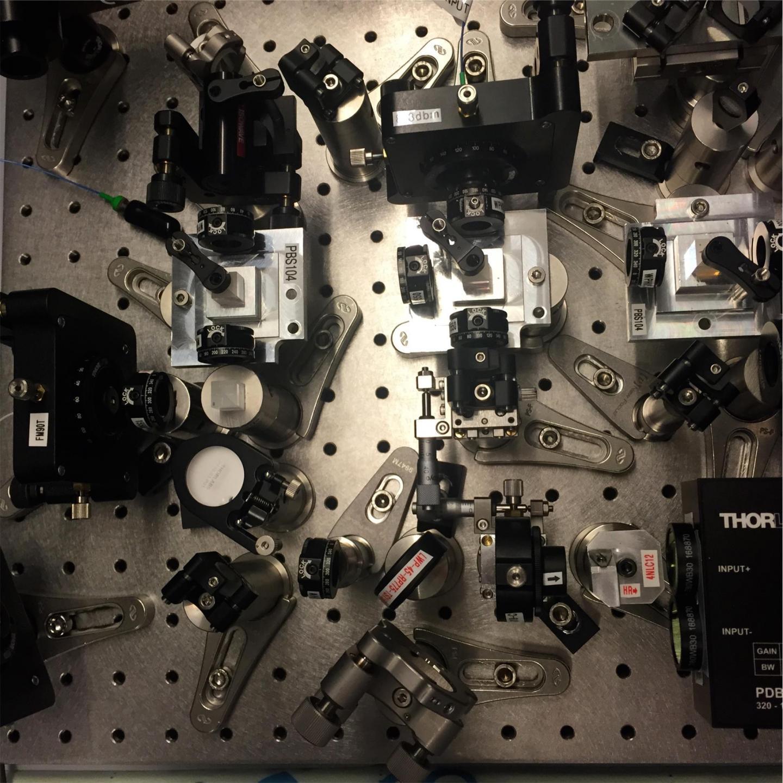 Laser Metronome Achieves Record Synchronization 2