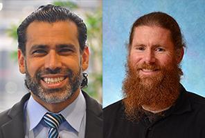 Shehzad Z. Sheikh, M.D., Ph.D., and Terry Furey, Ph.D., University of North Carolina Health Care