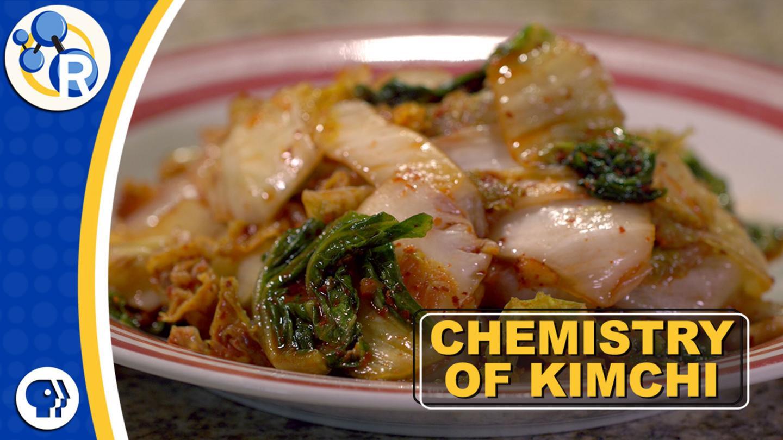 How Kimchi Gets Its Kick