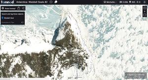 Digital Satellite Image
